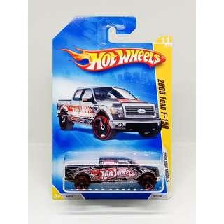 HOT WHEELS 2009 NEW MODELS 2009 FORD F-150