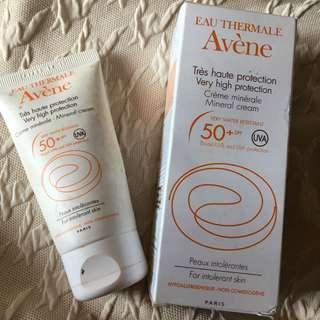 Avène Eau Thermale Mineral cream