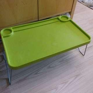 Ikea 牀用可摺餐架/枱