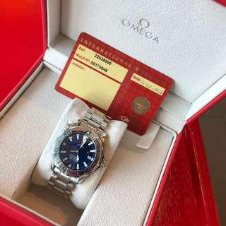 Omega seamaster 36mm full set