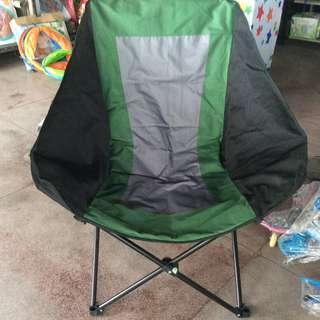 Home and Co Big Moon Chair Green