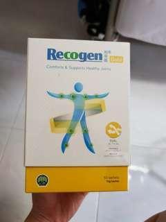 Recogen gold calcium healthy joints