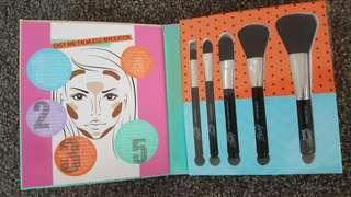Make Up Academy Make Up Brush set