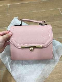 Korean Pink Bag
