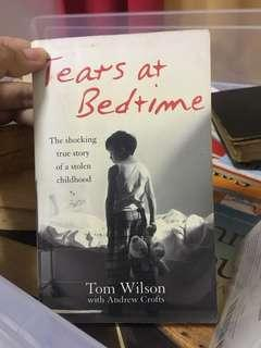 Tears At Bedtime by Tom Wilson