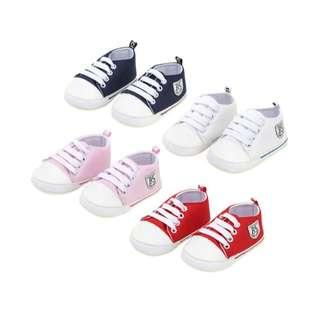 🌟PM for price🌟 🍀Baby Boy Girl Canvas Soft Sole Anti-slip Shoes🍀