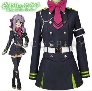 shinoa hiragi cosplay