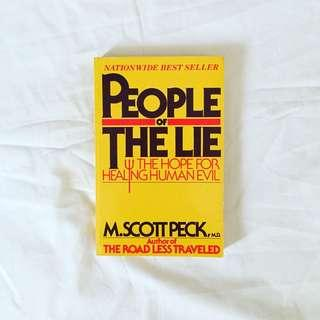 M Scott Peck People of the Lie