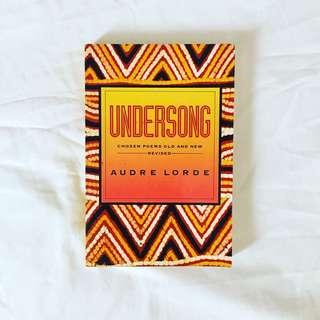 Audre Lorde Undersong