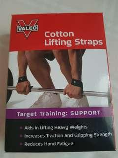 Valeo Lifting Strap Cotton