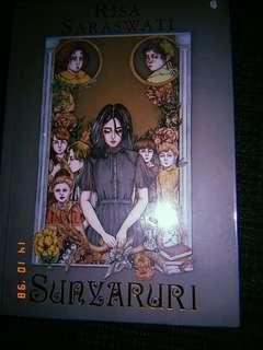 Sunyaruri New Cover - Risa saraswati.