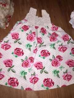 Rock your baby cotton dress - original size 1