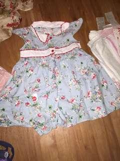 OBi dress and bloomer