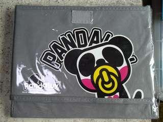 熊貓 Panada 灰色 置物箱