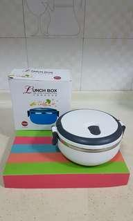 Stainless Steel Lunchbox(White)