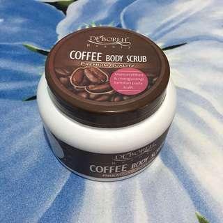 DEBOREH Beauty Coffee Body Scrub