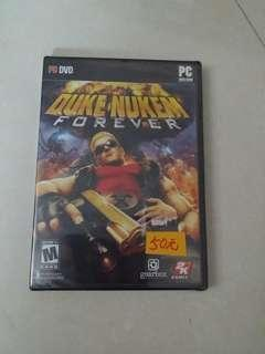 PC Game: Duke Nukem Forever