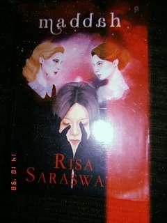 MADDAH - RISA SARASWATI (OLD COVER.)