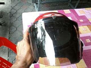 Helmet half cut MHR III
