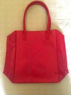 Kenzo Red Bag