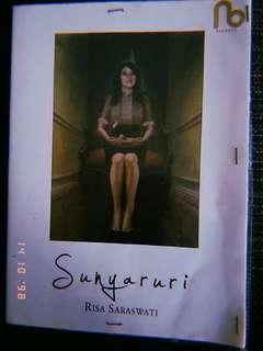 SUNYARURI (OLD COVER)