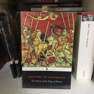 The History of the Kings of Britain by Geoffrey of Monmouth
