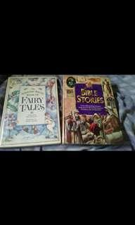 Bible Stories and Fairy Tales Story book