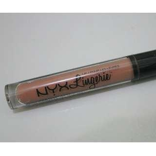 NYX Lip Lingerie Liquid Matte Lipstick #Dusk to Dawn