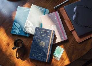 Starbucks Planner 2019 by Moleskin (Singapore)