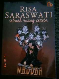 MADDAH - RISA SARASWATI (OLD COVER)