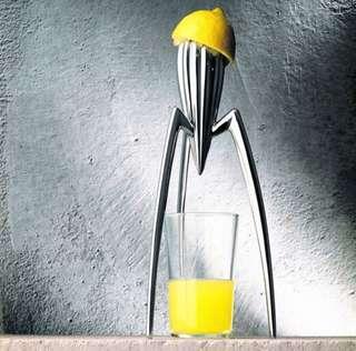 Alessi PSJS Juicy Salif Citrus Squeezer- orange