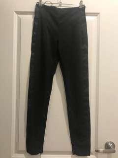 Mossmon slim high waisted pants