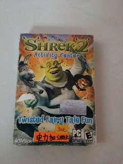 PC Game : Shrek 2 Activity Center