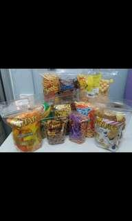 Indofood original snacks