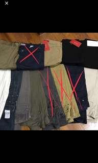 Zara men pants
