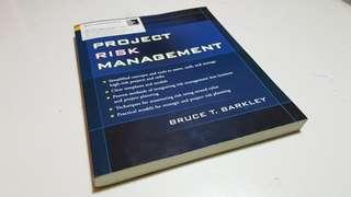 Project Risk Management - PMP RMP PMI (Postage Included)