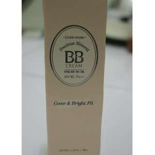 Precious mineral bb cream bright fit #natural beige - Etude House