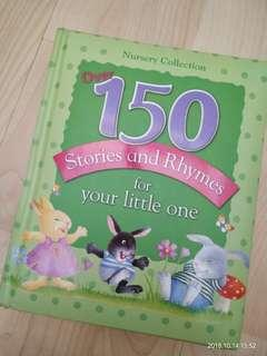 Nursery Baby Book Collection