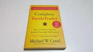 The Complete Turtle Trader - From Novice to Millionaire (Postage Included)