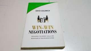 Win-Win Negotiations - Powerful Principles!! (Postage Included)