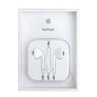 Original Apple EarPods (3.5mm Headphone Plug)