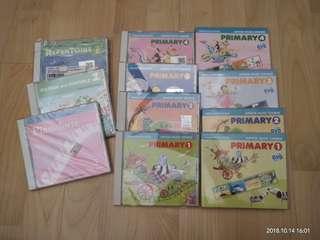Yamaha JMC cds and dvds