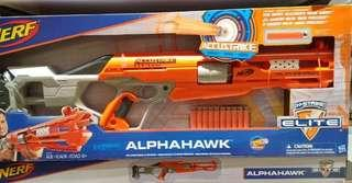 Nerf alphahawk