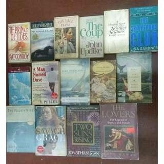 Preloved Books Set 1