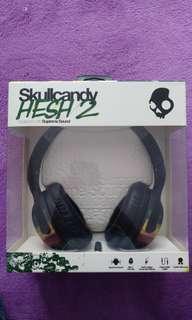 *FREE DELIVERY* Skullcandy Hesh 2 headphones