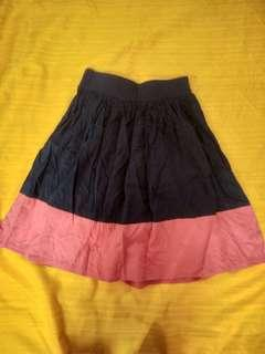 Pretty cotton skirt