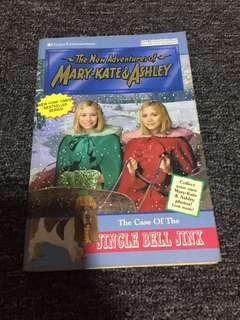 The new adventures of Mary-Kate& Ashley