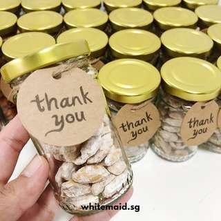 Kacang Puteh Filled 120ml Jar