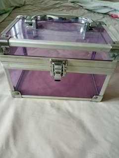 SALE! Purple storage box