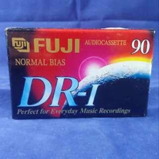 Fuji Blank Cassette Audio Record New